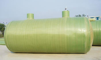 A quality FRP septic tank is fabricated by our company